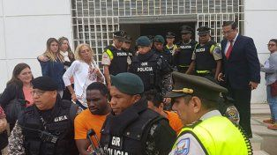 Crimen de las mochileras: 40 años de prisión para los acusados del asesinato