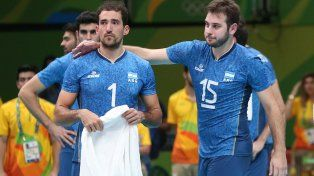 El mensaje del santafesino Luciano De Cecco a sus compañeros de la selección tras la derrota