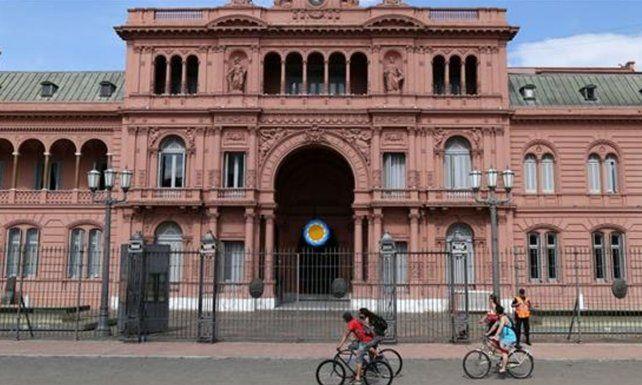 Amenaza de bomba en Casa Rosada: exigían u$s 1 millón