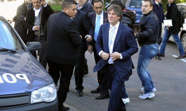El fiscal Di Lello pidió enviar a Boudou a juicio oral por cohecho en el caso Ciccone