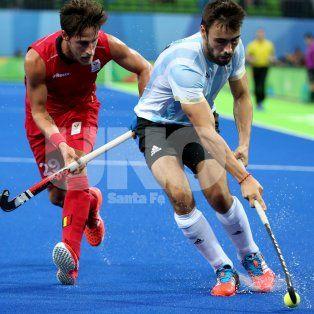 otro oro: los leones vencieron 4-2 a belgica y se llevaron la medalla olimpica