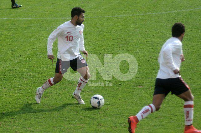 Martín Rolle será la usina futbolística de Unión en el próximo torneo.
