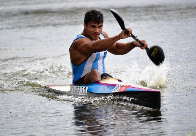 "Rubén Rézola ganó la Final ""B"" en Portugal"