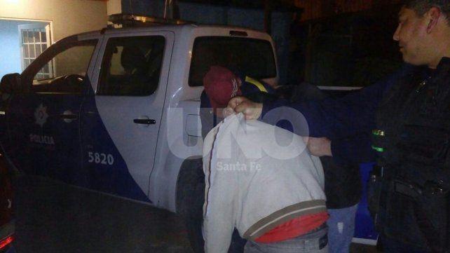 B° Don Bosco: apresaron a dos hombres con pedido de captura