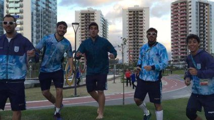 el video de los gladiadores y los deportistas argentinos en rio 2016