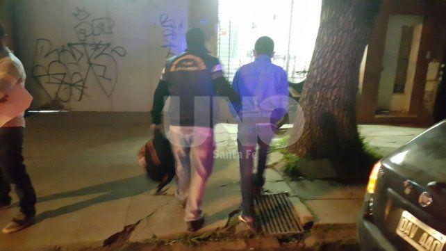Cayó un joven con pedido de captura por un asesinato en la Terminal de Ómnibus