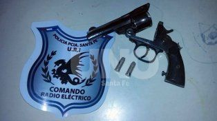 Detienen a un hombre armado en barrio San Ignacio de Loyola Sur