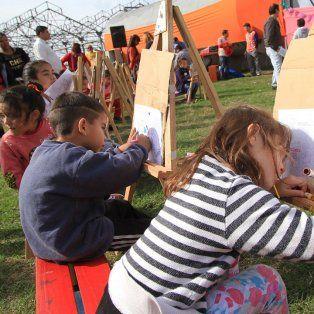 este domingo habra colectivos gratis para los menores de 12 anos