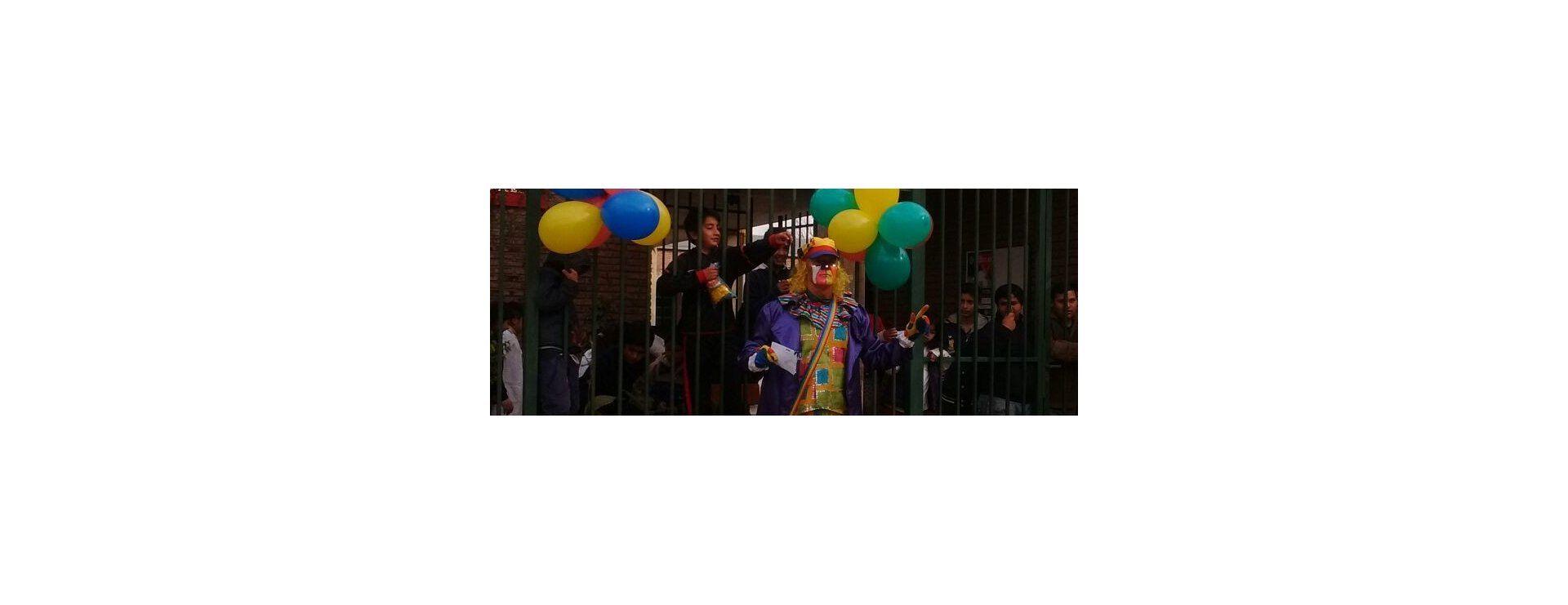 Los chicos de la escuela Ignacio Rodríguez Nº 884 festejaron el día del niño