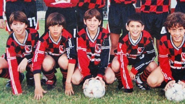 Nos daremos el gusto de ver jugar a Messi con la camiseta de Newells
