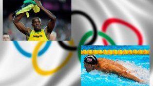 Bolt y Phelps fueron las figuras en Río 2016 y se despidieron a lo grande