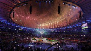Mucho color y un Maracaná que vibra en el cierre de Río 2016