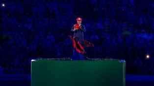 Mario Bros le dio la bienvenida a los Juegos Olímpicos de Tokio 2020