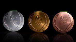 Así terminó el medallero de los Juegos Olímpicos de Río de Janeiro 2016