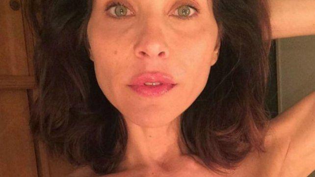 Ejemplificador mensaje de la actriz entrerriana tras ganar la batalla más difícil de su vida