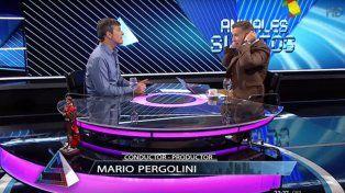 Las frases de Pergolini con Fantino para pensar los medios y el avance de la tecnología