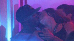 Nuevas fotos de la noche hot de Usain Bolt en un nightclub de Río con una tercera mujer