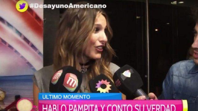 Le preguntaron a Pampita si saldría con un bisexual: su respuesta