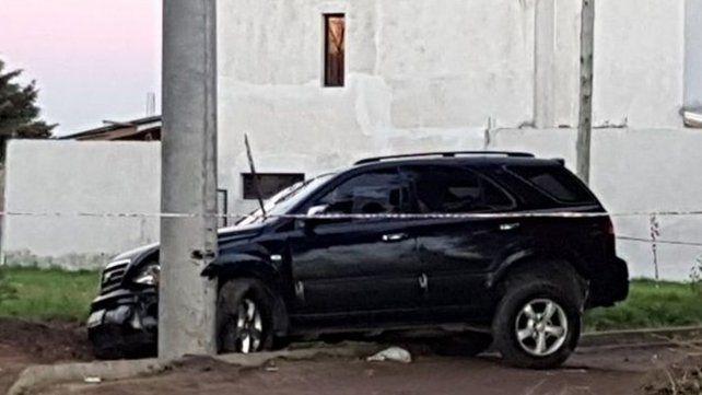 Un cirujano y su esposa,fueron acribillados en su propia camioneta