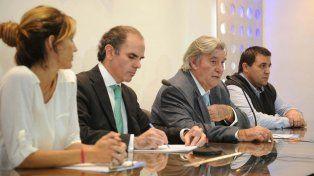 Armando Pérez confirmó este martes el acuerdo al que se llegó con los dirigentes para arrancar el fútbol.