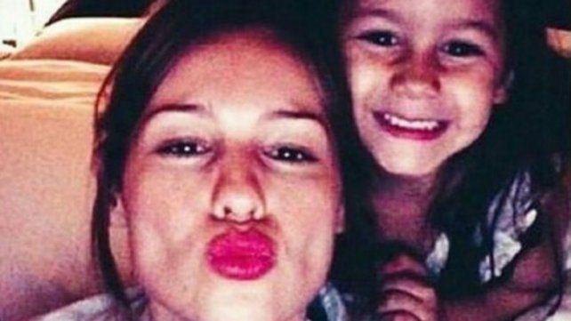 Pampita recordó a su hija Blanca con una fuerte foto