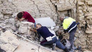 Los videos del terremoto que ha sacudido y devastado a la región centro de Italia