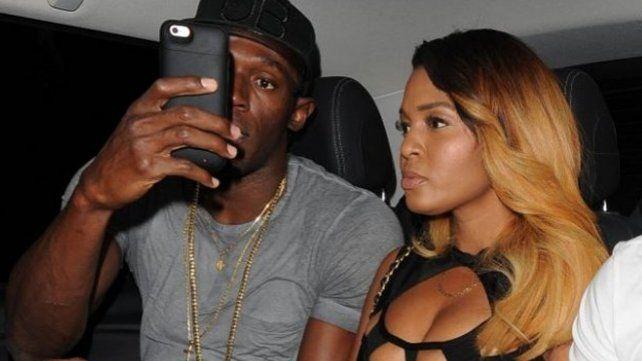 Usain Bolt siguió de fiesta en Londres