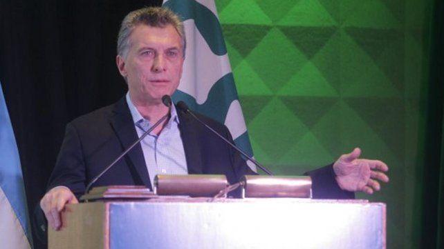 Macri: Nos tiene que preocupar que sólo el 40 por ciento tiene empleo en Argentina