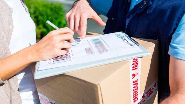 Compras en el exterior: la entrega puerta a puerta se podrá usar desde este viernes