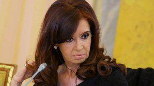 Cristina Kirchner llegó a Tribunales para cumplir citación del juez Bonadio