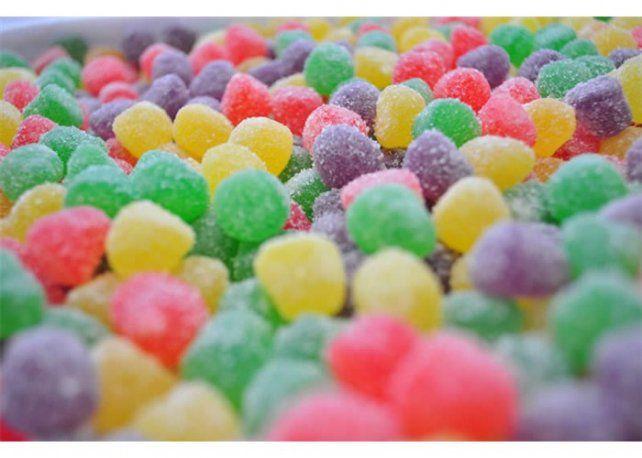 El lado siniestro de las gomitas dulces