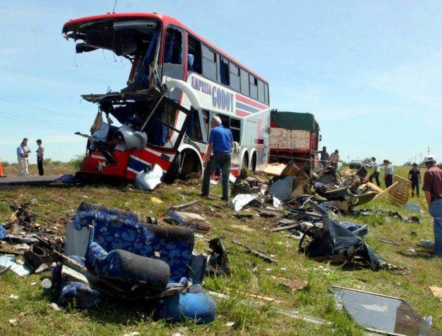 Tragedia. El 8 de octubre de 2006 murieron nueve alumnos
