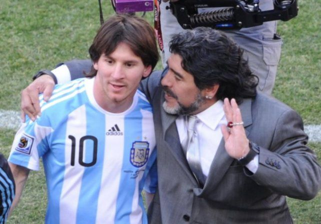 Maradona, contra Messi por volver tan rápido a la Selección: Se le escapó la tortuga
