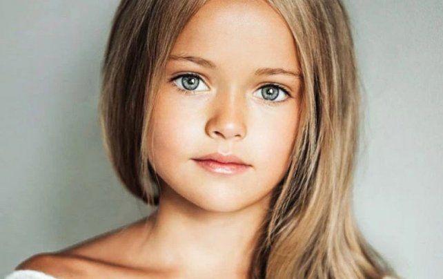 La ex niña más bonita del mundo hoy es modelo y estrella en Instagram