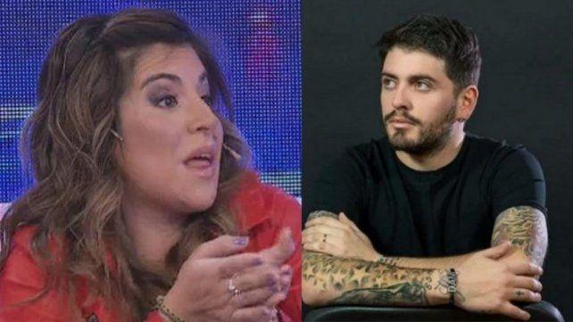 Gianinna Maradona le pidió disculpas a Diego Jr