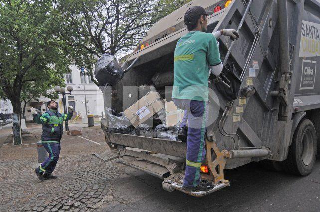 Recolección de residuos: Hay que mejorar un servicio deteriorado