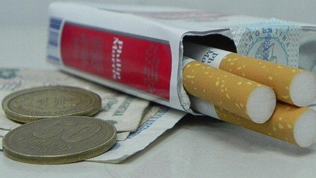 Se viene otro aumento de los cigarrillos