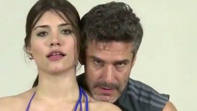 La cumbia hot de Eva De Domici y Leo Sbaraglia
