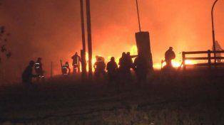 Acompañamos con gran preocupación la situación de los incendios en San Luis