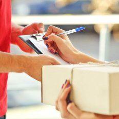 Opciones. Se podrá comprar por el servicio Puerta a Puerta, a través del correo o mediante courier.