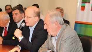 Demanda. Necesitamos que el mercado interno esté en agenda del gobierno nacional, dijo Contigiani durante la actividad realizada en Rosario. El funcionario dio detalles por sector.