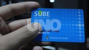 Transporte urbano de pasajeros: Desde septiembre la tarjeta SUBE será la única vía de pago