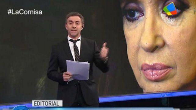 La fuerte respuesta de Luis Majul a la expresidenta Cristina