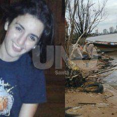 La Justicia confirmó que el cuerpo hallado en la Laguna Setúbal es el de Melisa Anahí Gómez