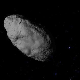la nasa envia una sonda para estudiar un asteroide que podria chocar con la tierra