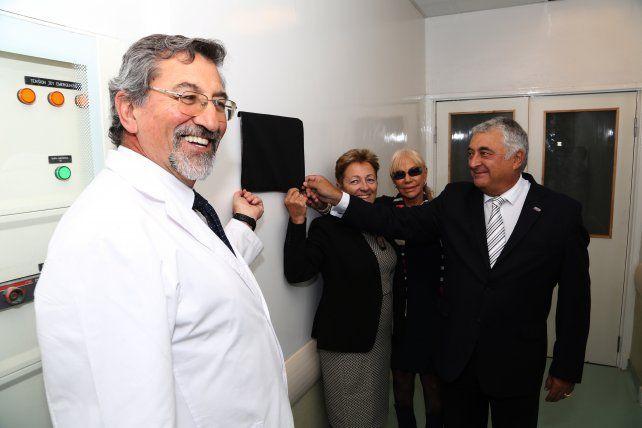 COTO hizo entrega de la Nueva Unidad de Terapia Intensiva del Hospital General de Agudos Dr. Ignacio Pirovano.