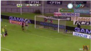 Buen debut para Colón: con goles de Blanco y Lagos, venció 2 a 0 a Aldosivi