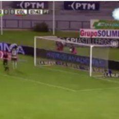 EN VIVO: con gol del retornado Ismael Blanco, Colón vence 1 a 0 a Aldosivi