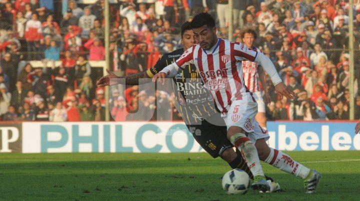 Nelson Acevedo fue de menor a mayor desde que llegó a Unión y actualmente es pieza clave.