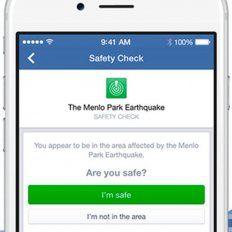Facebook permitirá activar el botón Estoy bien tras una situación crítica